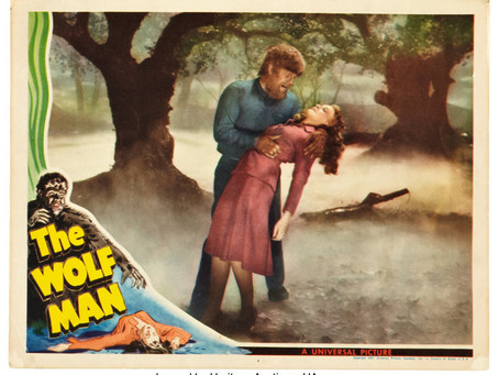 Episode 25 - The Wolfman (1941)