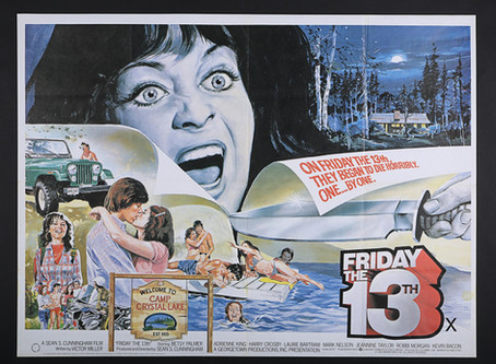 Episode 33 - Friday the 13th (1980)