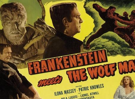 Episode 34 - Frankenstein Meets the Wolf Man (1943)