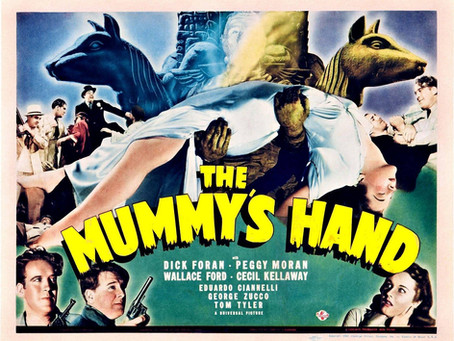 Episode 21 - The Mummy's Hand (1940)