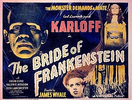 Episode 13 - Bride of Frankenstein (1935)