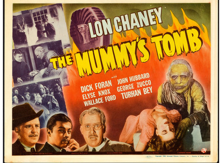Episode 29 - The Mummy's Tomb (1942)