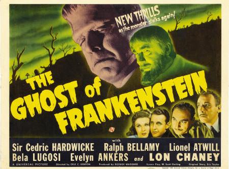 Episode 27 - The Ghost of Frankenstein (1942)