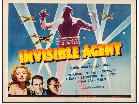 Episode 32 - The Invisible Agent (1942)