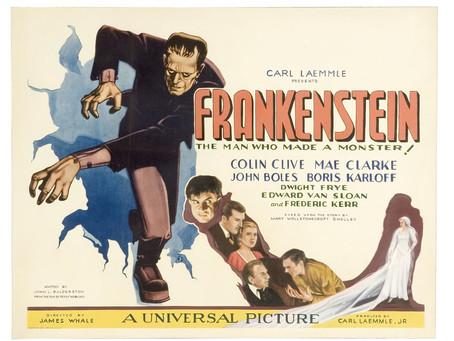 Episode 4 - Frankenstein (1931)