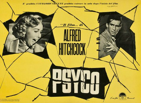 Episode 35 - Psycho (1960)