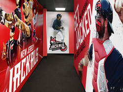 Locker Room Branding