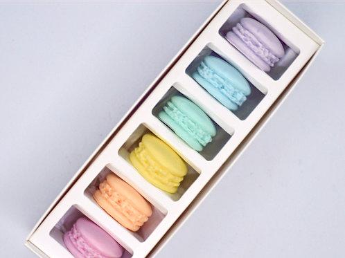 Macarons (Set of 6)