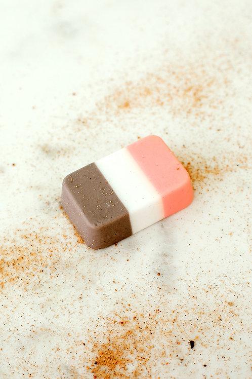 Neapolitan Ice Cream Bar