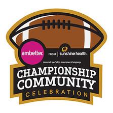 Championship Community Celebration