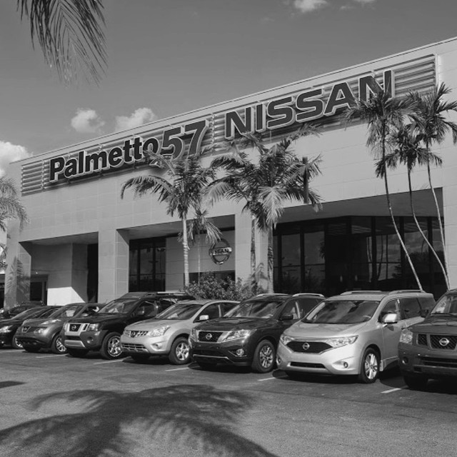 Palmetto57 Nissan - Alignment with Sports Influencer