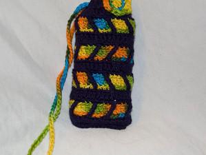 Crossed Garters Phone/iPod bag