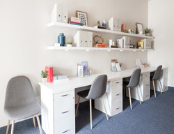 Bluewater Acupuncture Office Area