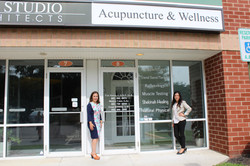 Acupuncture in Gambrills Store Front