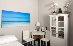 Bluewater Acupuncture Treatment Room