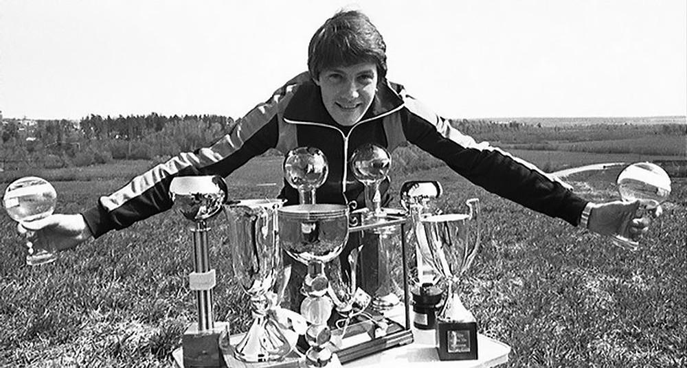 Александр Жиров - победитель этапов Кубка мира