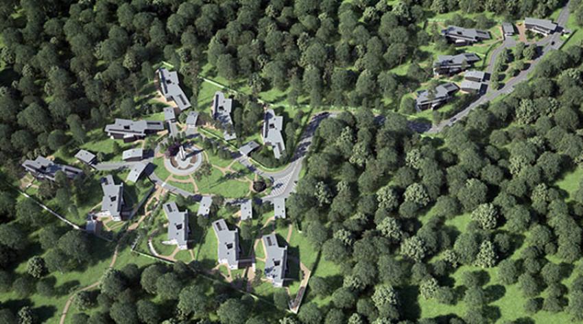 Коттеджный поселок Freeski