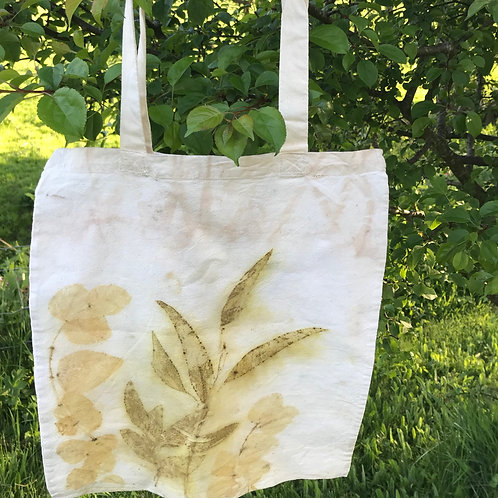 Eucalyptus (golden) Tote Bag