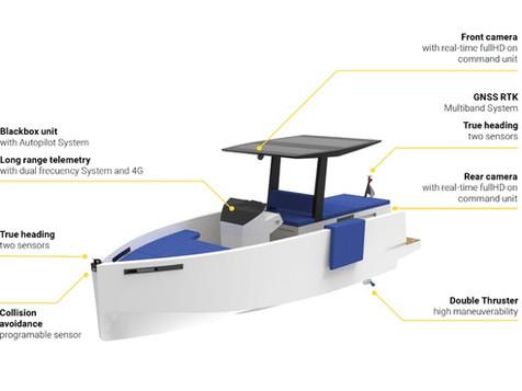 GPASEABOTS lanza una tecnología de automatización e hibridación de embarcaciones de recreo