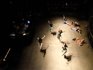 Igniting energy: Kat Fackler of tbd. Dance Collective