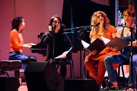 Ensemble Dal Niente and Deerhoof