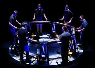 Mantra Percussion with Scott Shinbara, Jason Domonkos, and Dave Hall