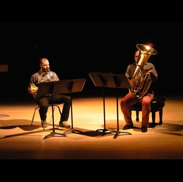 Matt Oliphant+Kevin Harrison
