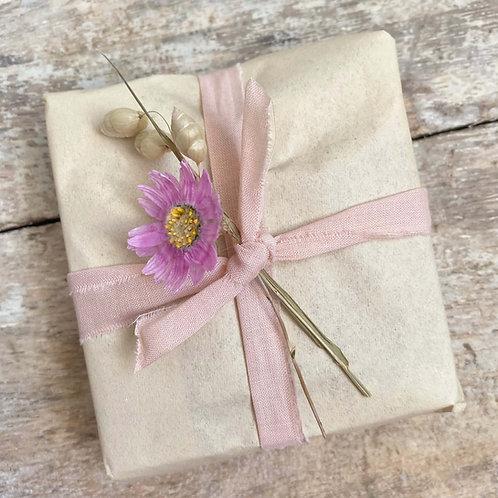 Rose & Geranium Handmade Soap