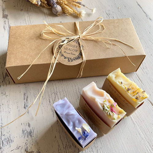 Handmade Soap Gift Collection