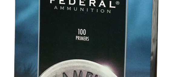 Federal 210 Large Rifle Primers (100)