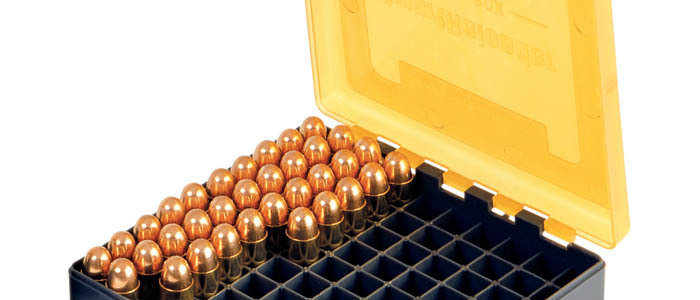 AMMO CASE 100R 9MM