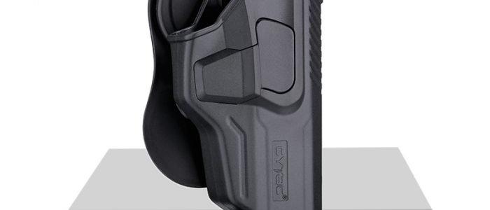 Cytac Holster S&W Comp MC28 D Series
