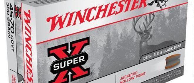 WINCHESTER 45-70 GOVT 300GR JHP (20)