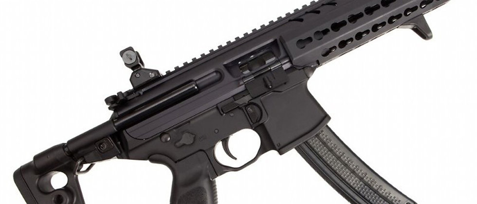 Sig Sauer MPX 9mm SBR PDW Black