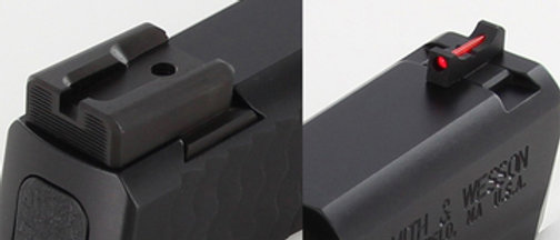 DP S&W M&P Shield Fixed Carry Sight Set BLK