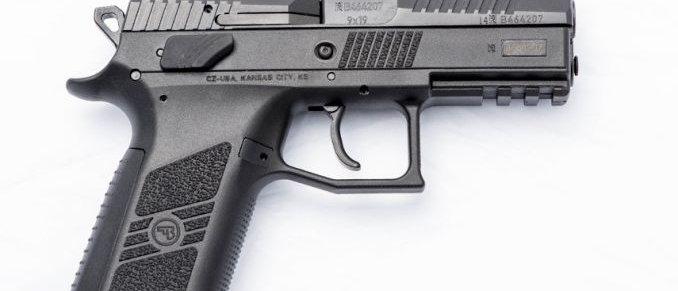 CZ P07 Gen 2 9mm Para Handgun