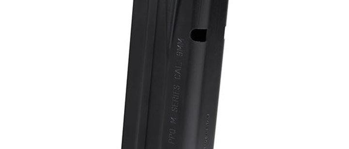 Walther PPQ M2 9mm Para 15rd Magazine
