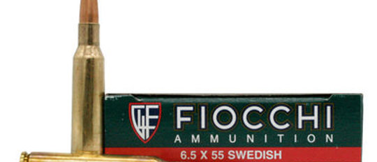 FIOCCHI 6.5X55 MATCH KING 142GR (20)