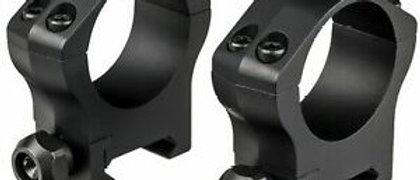 Warne Mountain Tech 25mm Low Matte Rings