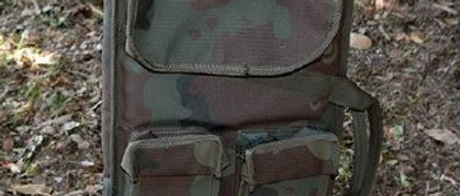 XTREME TACTICAL RIFLE BAG SSG CAMO