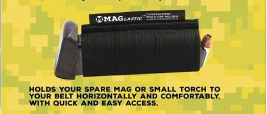 Maglastic Magazine Holster
