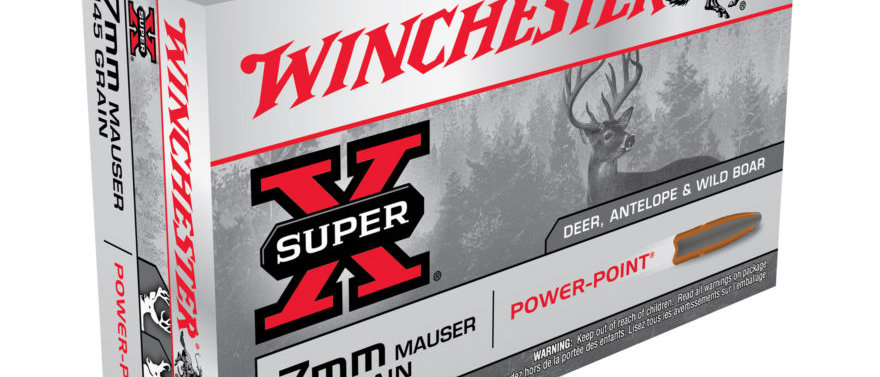 WINCHESTER 7X57 MAU 145GR POWER POINT (20)