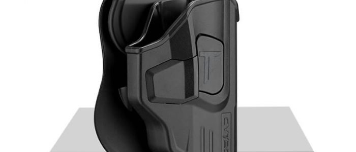 Cytac Holster S&W 9MM M&P M2.0 D Series