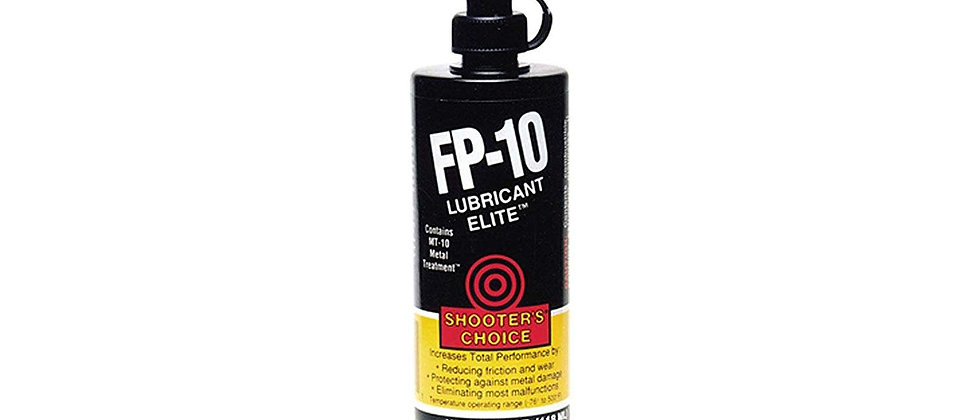 SHOOTERS CHOICE FP 10 LUBRICANT 4OZ