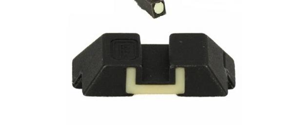 Glock Sight Luminescent Rear