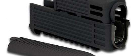 Tapco Intrafuse AK Handguard Standard BLACK