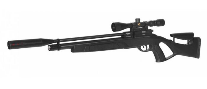 GAMO AIR RIFLE 5.5MM COYOTE WHISPER PCP