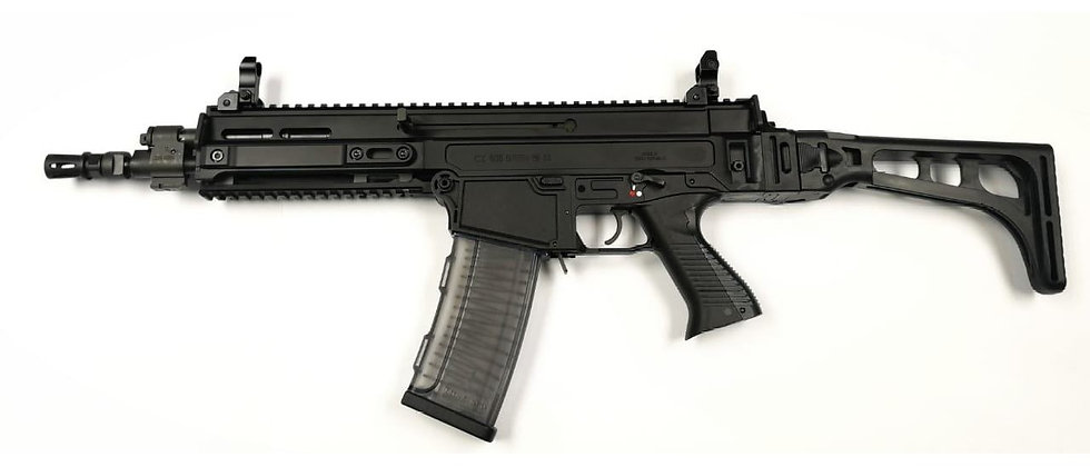 "CZ 805 223 Rem Semi Auto Rifle 14"""