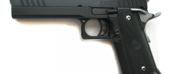STI .40 S&W EDGE Pistol