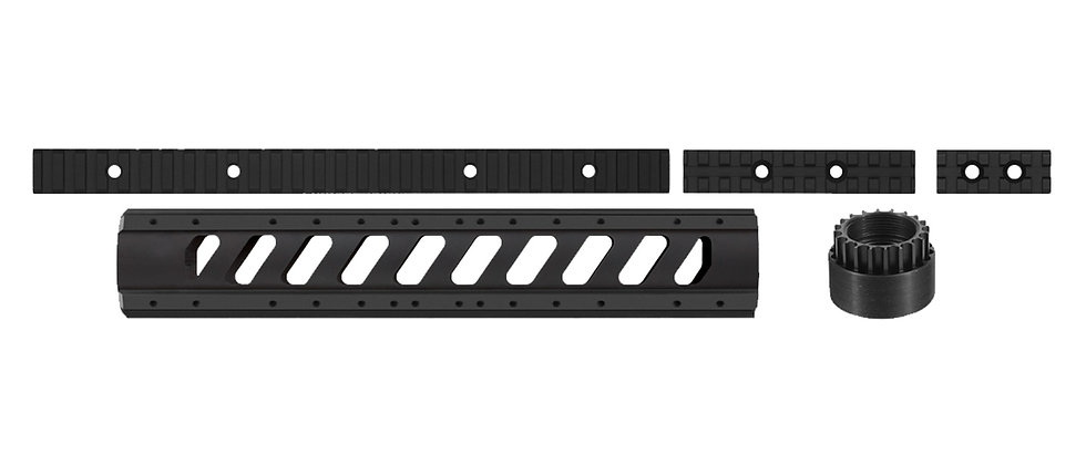 """ATI AR15 15"""" FORE END WITH UTILITY RAIL PACKAGE"""